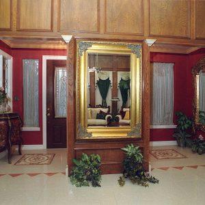 26. Living Room Foyer A